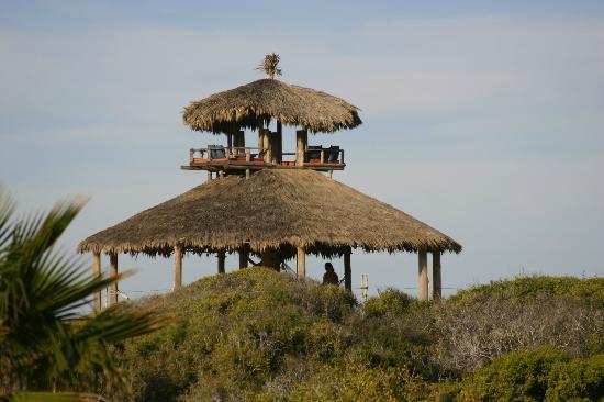 Villa Santa Cruz: The palapa