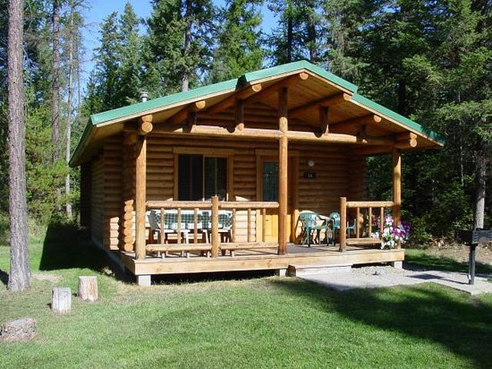 North Forty Resort: Individual Cabin