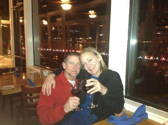 Town Dock Restaurant : 33rd wedding anniversary...dinner was great!