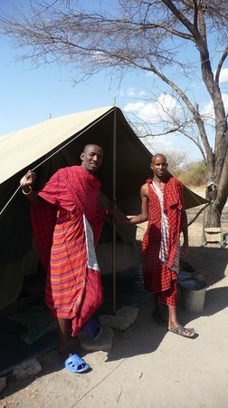 Manyara Ranch Conservancy:                   Our Maasii Gudes