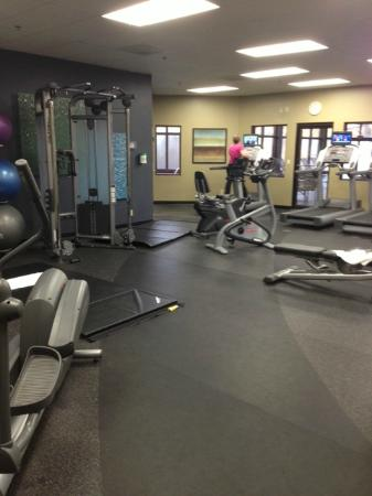Marriott Kansas City Overland Park: Fitness Center