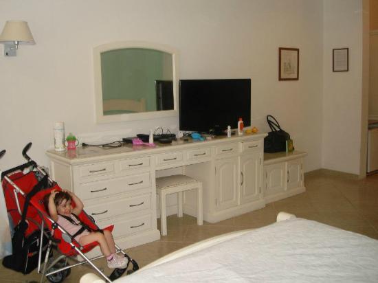 Hotel Mercedes: Room - Super Luxo