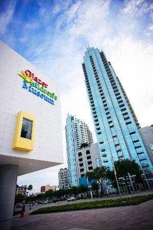 Glazer Children's Museum : Downtown Tampa