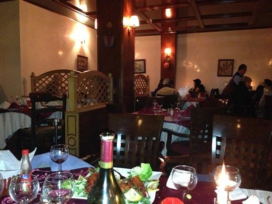 Cafe Restaurant Miramar Rabat Restaurant Reviews Photos