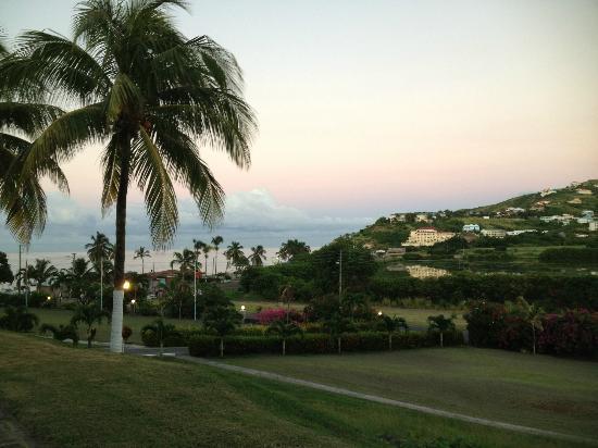 تيموثي بيتش ريزورت: View From Our Room at Dawn 