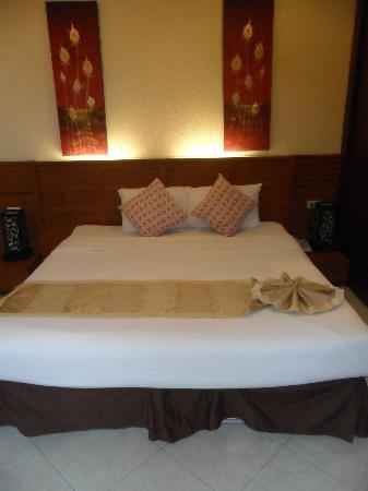 Citin Garden Resort: Bedroom