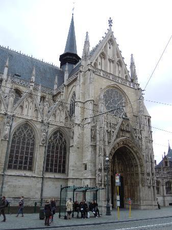Notre Dame du Sablon in Bruxelles