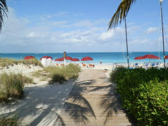 Royal West Indies Resort: Beach Area