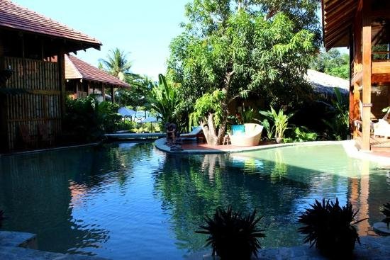 Pranamar Villas and Yoga Retreat: one of the pools