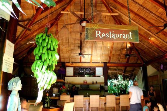 Pranamar Villas and Yoga Retreat: restaurant 