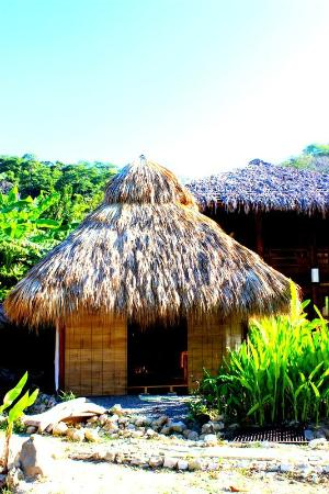 Pranamar Villas and Yoga Retreat: massage hut