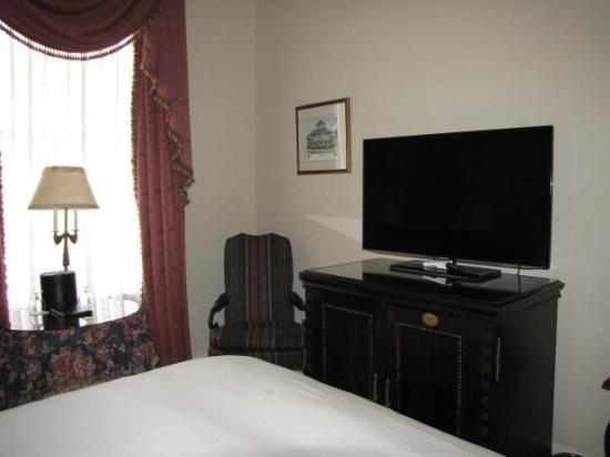 Le Pavillon Hotel: .