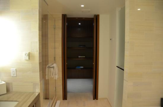 Langham Place, Fifth Avenue: Large closet (1 of 3)