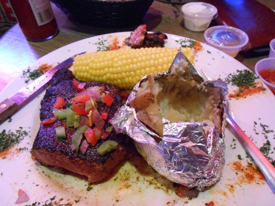 Spondivits: Steak Dinner @ Spoondivits
