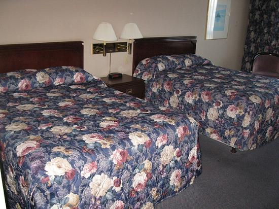 Fredericton Inn: Two Double Beds/Standard Room