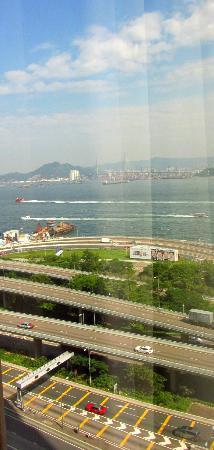โรงแรมไอแลนด์ แปซิฟิก: View from hotel room