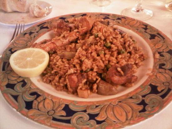 Restaurante can cirili en lli de vall - Restaurante can cirili ...