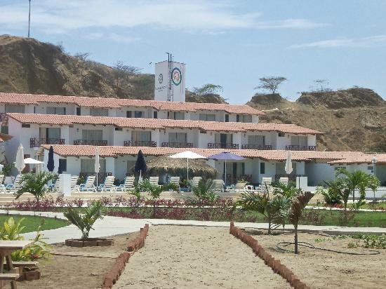 Vista Del Hotel Picture Of Casa Andina Select Zorritos