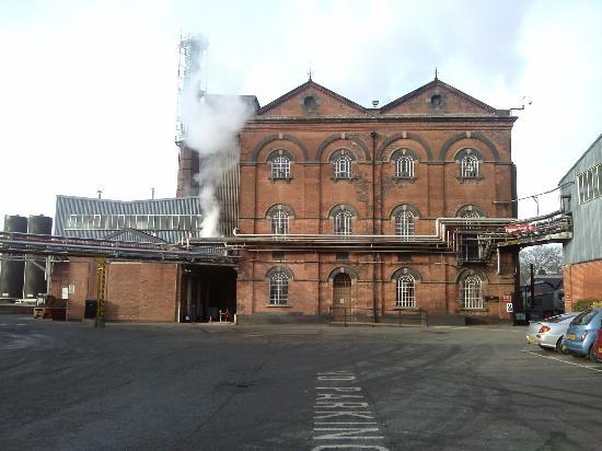 Marston's Brewery Tour: 8