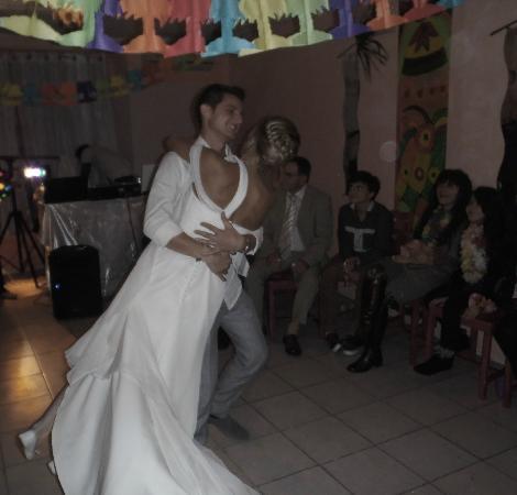 MARIAGE A LAMOURMANDISE