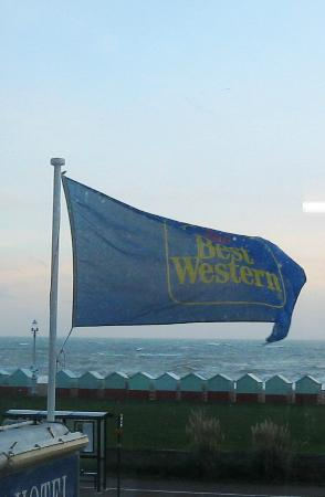 Best Western Princes Marine Hotel: View from room