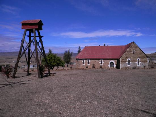 Lennox Guest House: Isandlwana museum and gift shop