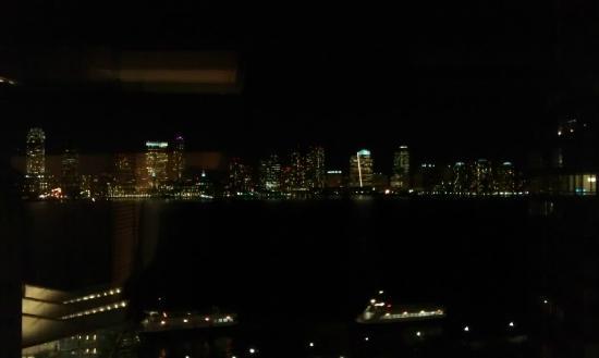 Conrad New York: Jersey at night