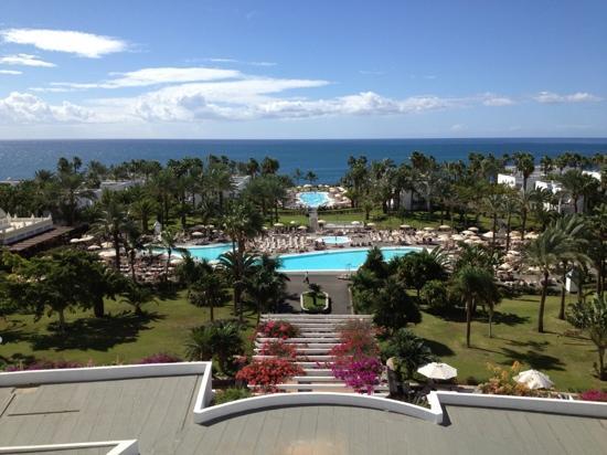 Hotel Riu Palace Meloneras Resort: Areal