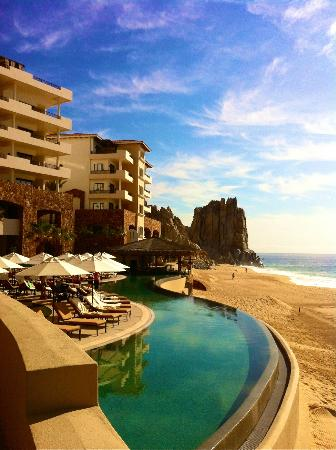 Grand Solmar Land's End Resort & Spa: Pool and swim-up bar