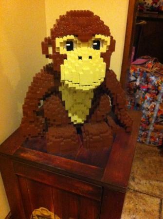Legoland Windsor Resort Hotel: cheeky ...