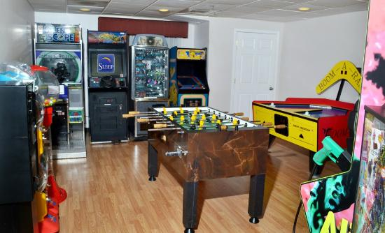 Sleep Inn Boone: Game Room