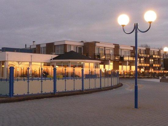 Beach Hotel de Vigilante: Hotel