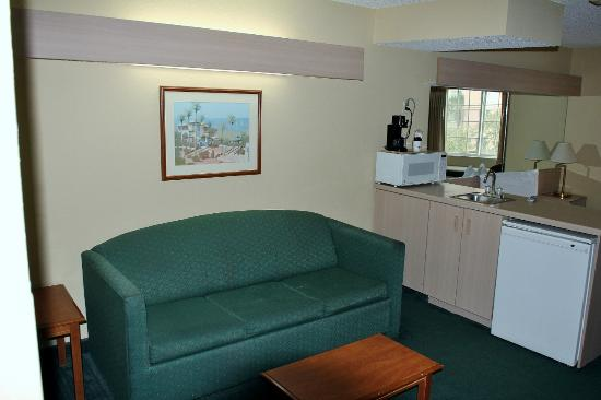 The Floridian Hotel and Suites: Jr.suite