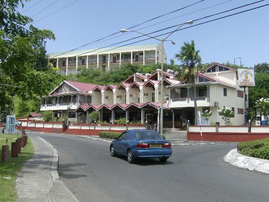 Foto del hermoso y acogedor Hotel Tropicana Inn