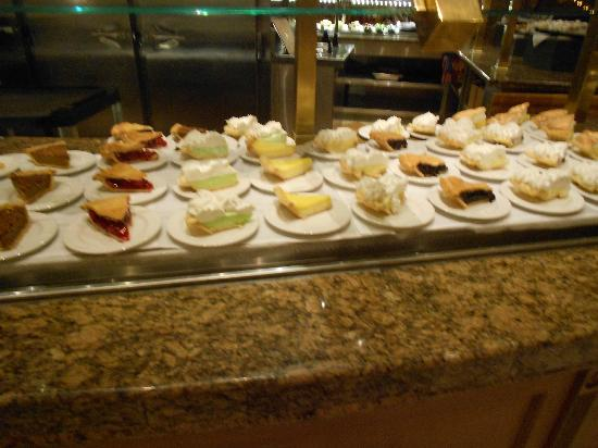 Buffet - Picture of Garden Court Buffet, Las Vegas ...