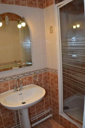 Hotel Audran: baño