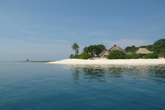 Nikoi Island, Indonesien: Your private island