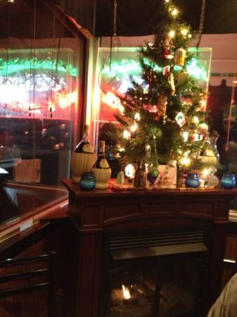 Alessandro's: Christmas warmth