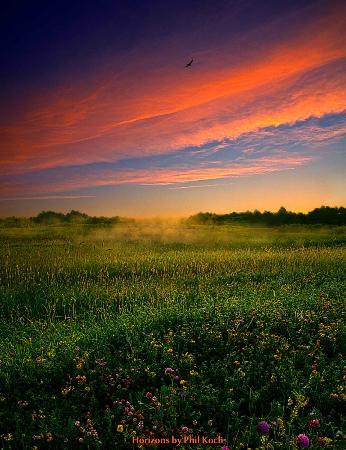 Racine, WI: Wisconsin Horizons by Phil Koch