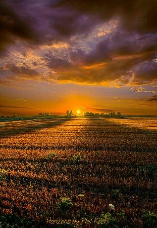 Racine, WI : Wisconsin Horizons by Phil Koch