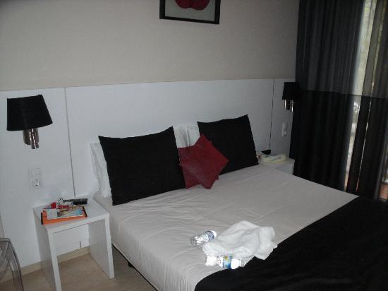 Hostal Hostemplo: Dormitorio