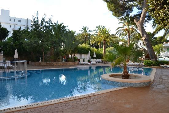 HSM Venus Playa: Hotelpool