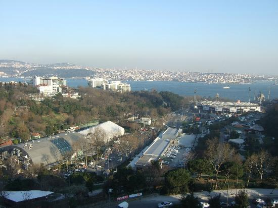 Hilton Istanbul Bosphorus: View from Room