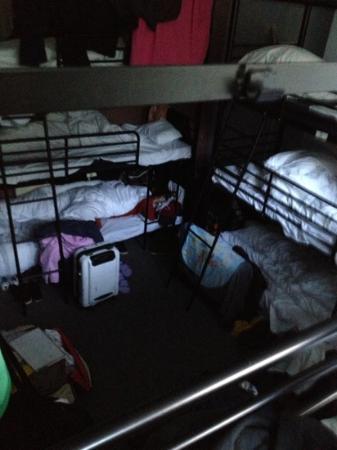 London Eye Hostel: camere con letti a castello