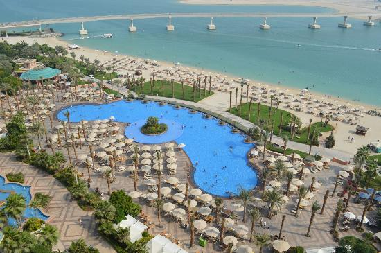 Atlantis, The Palm: piscina favolosa