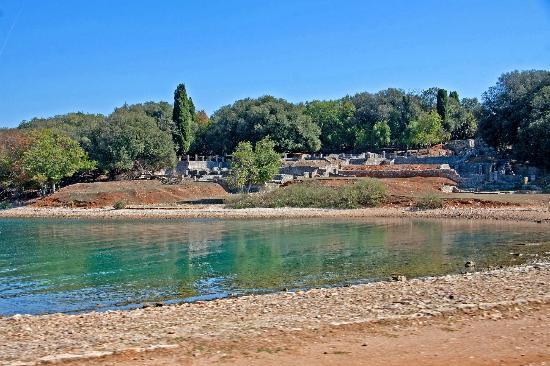 Villetta Phasiana: на острове Brioni