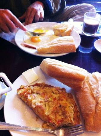 Cat Cat Hotel : breakfast
