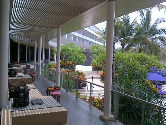 W Retreat & Spa Bali - Seminyak: Public area