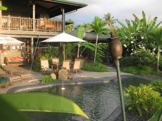 Kona Sugar Shack: Poolside