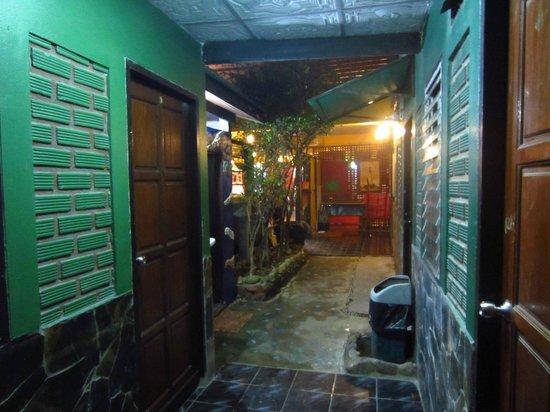 Jaya Hostel: corridor